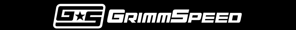 Buy GrimmSpeed Performance parts at STM