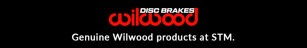 Buy genuine Wilwood parts at www.stmtuned.com!