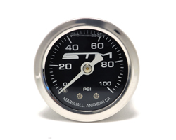 Liquid-Filled Fuel/Nitrous Gauges