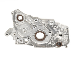 Shop for 1G 2G DSM Engine Oil Pump, Front Case & Oil Filter Housing