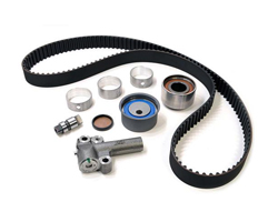 Shop for 1G 2G DSM 4G63 Timing Belt Kits, Pulleys, Tensioners, Covers and Water Pumps