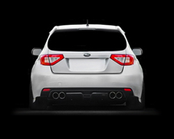 2008-2014 STI Hatch Exhaust