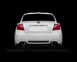 2008-2014 WRX STi Sedan Exhaust