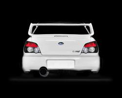 2006-2007 WRX STi Exterior