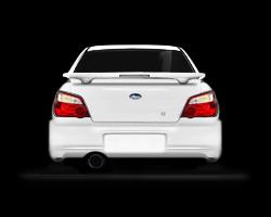 2002-2003 WRX Exterior