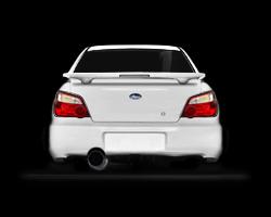 2004-2005 WRX Exterior