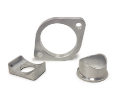 Aluminum Fabrication Flanges & Clamps