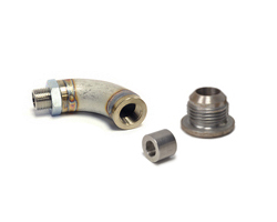 Stainless Steel O2, NPT & -AN Bungs