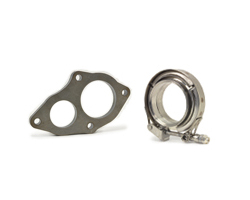 Stainless & Mild Steel Flanges & V-Band Clamps