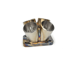 Stainless & Mild Steel Exhaust Merge Collectors