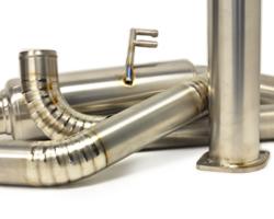 Titanium Fabrication Parts