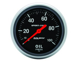 Sport Comp Gauges