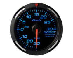 Defi Blue Racer Gauges