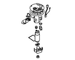 Evo 7/8/9 Fuel System