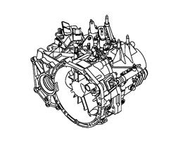 Evo X OEM Drivetrain & Transmission