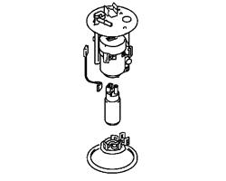 Evo X OEM Fuel System