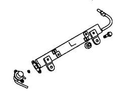 Evo X Injectors & Rail
