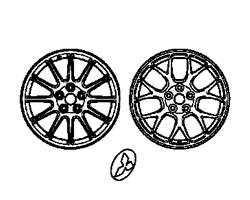 Evo X Wheel & TPMS