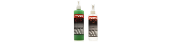 Air Filter Cleaners & Oil