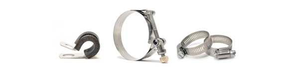 Hose Clamps and Worm Clamps