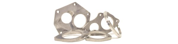 Steel O2 Housing & Exhaust Flanges