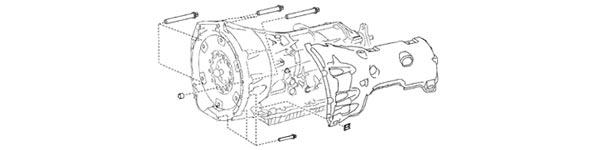 2020 Supra OEM Transmission Diagram