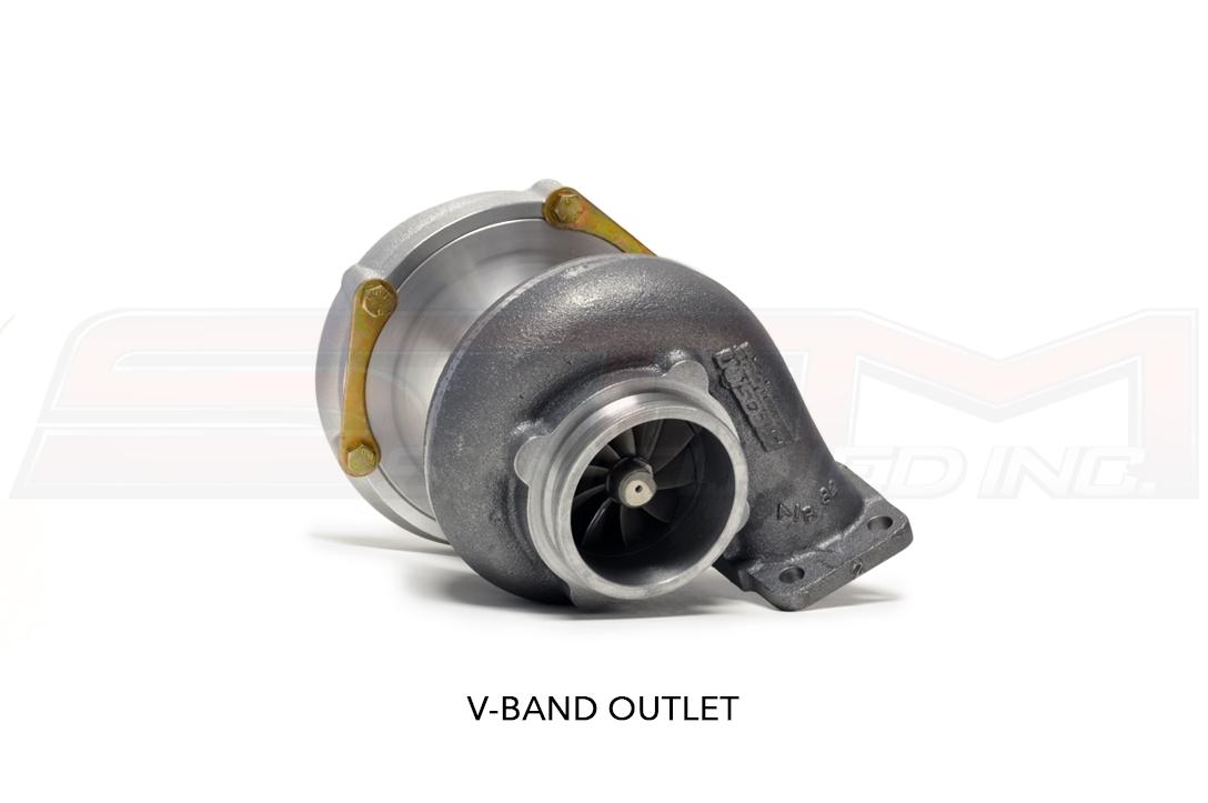 PTE Turbo V-Band Outlet
