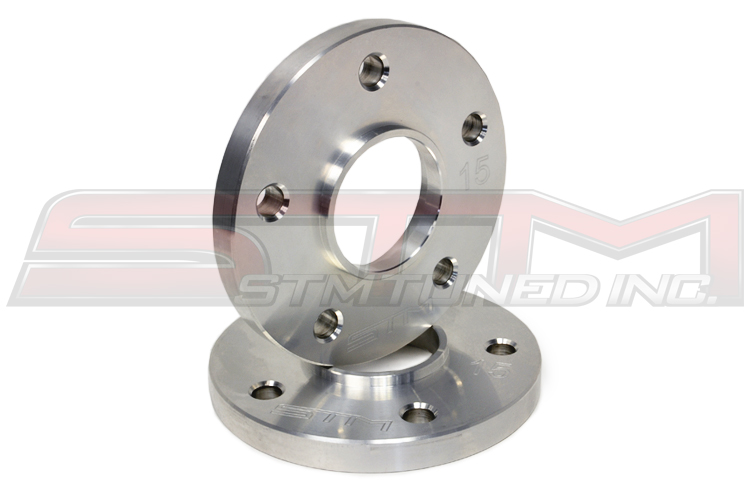 STM 5x114.3 15mm Wheel Spacers