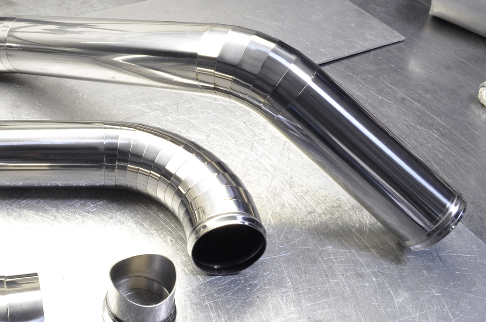 STM Custom Pipe Bead Rolling - Rochester NY