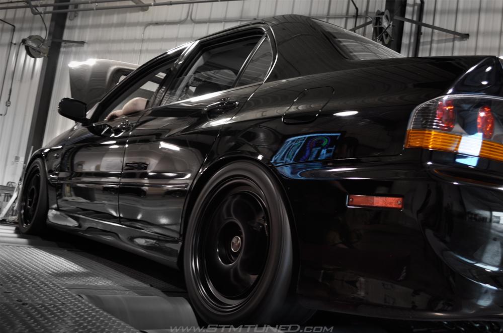 STM Black Evo 35r