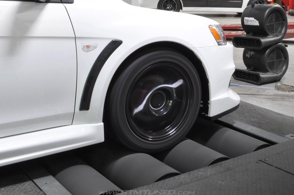 STM White Evo X Small Brakes
