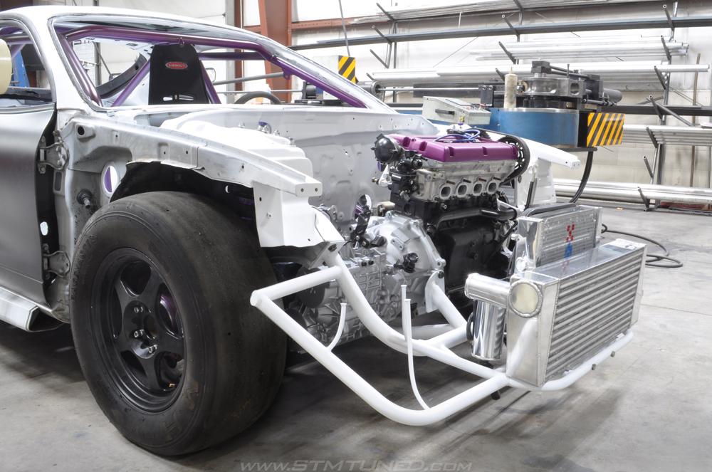 Rochester, NY Custom Fabrication & Builds Eddie's GSX