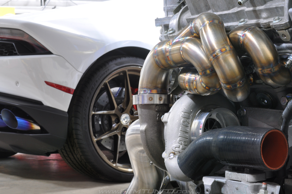 Rochester, NY Custom Fabrication & Builds R35 GT-R Garrett Turbo Kit Manifold