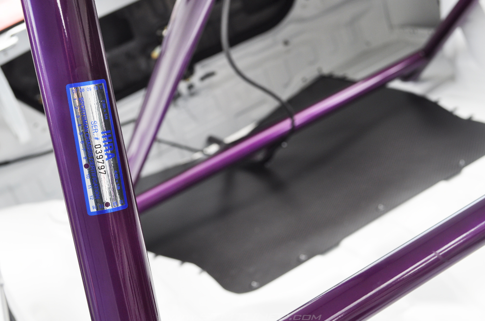 Rochester, NY Custom Fabrication & Builds NHRSA Certified Roll Cage